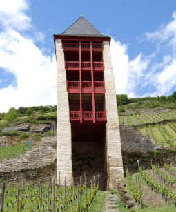 Bacharach leaning tower