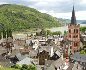 Bacharach and Rhine
