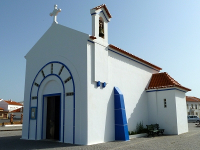 Chapel at Zambujeira do Mar