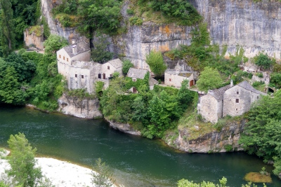 Castelbouc in Tarn Gorge