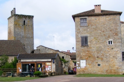 Cardaillac towers