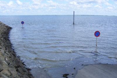 Flooded Passage du Gois