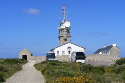 Pointe du Raz lighthouse