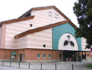 The Passiontheater at Oberammergau