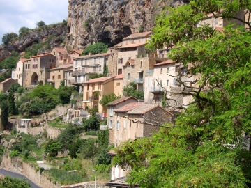 Peyre - one of the Plus Beaux villages of France