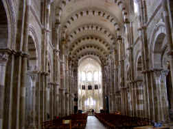 Basilica at Vezelay